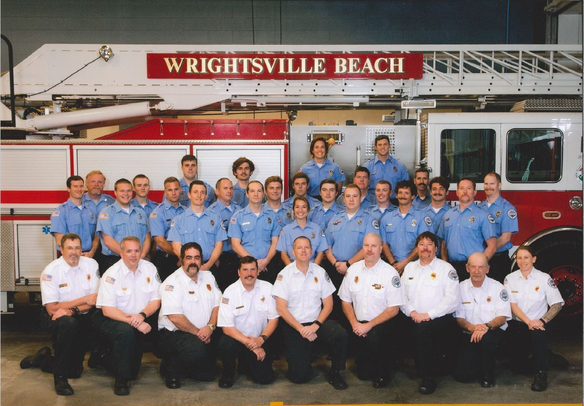 2018 Fire Group photo