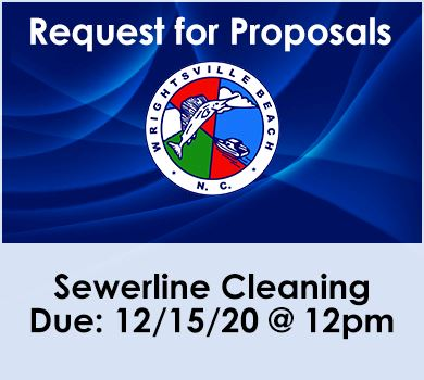 Sewerline RFP
