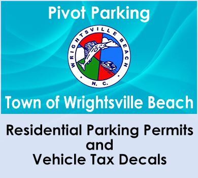 Pivot Parking Permits and Decals Button